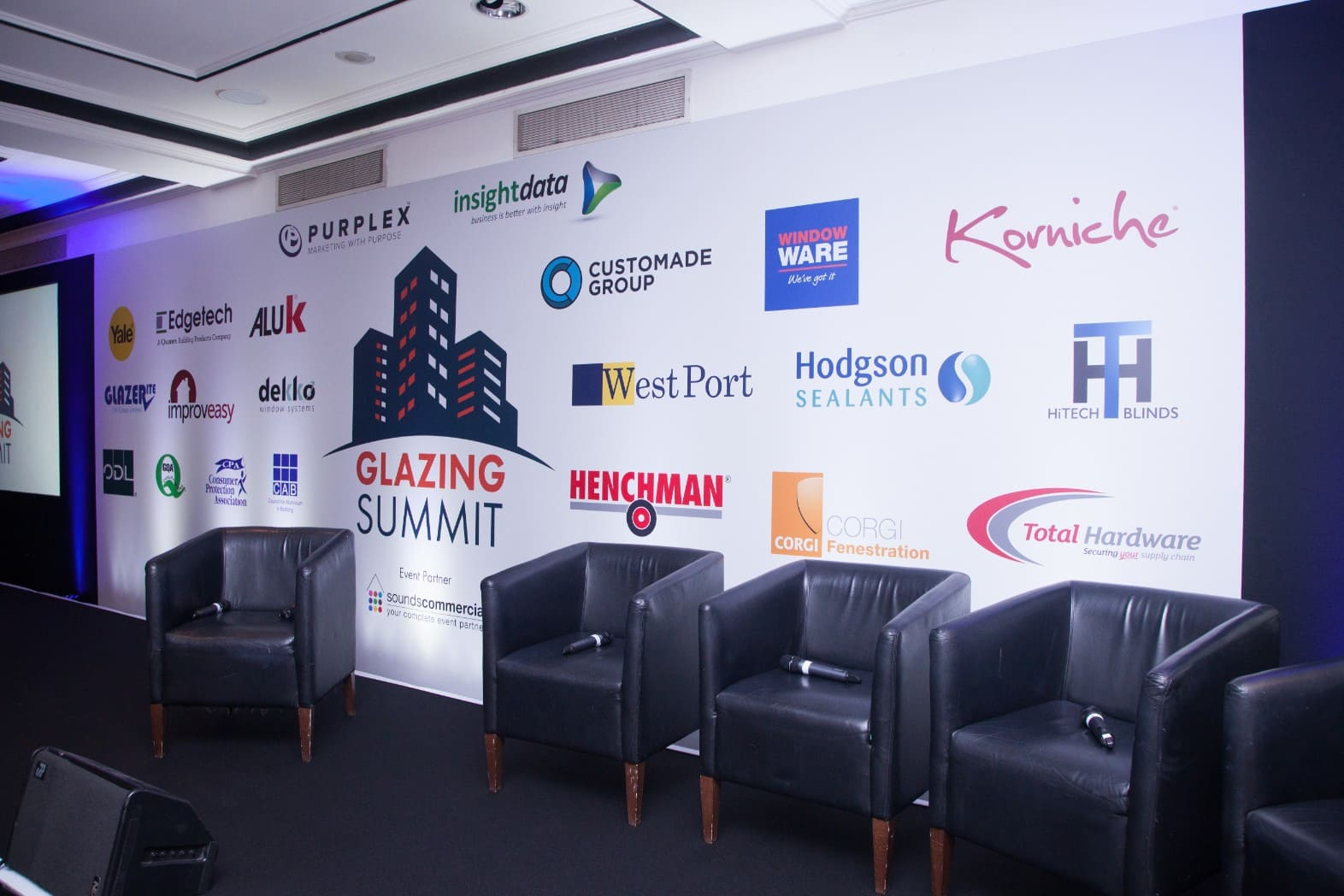 sponsor the Glazing Summit